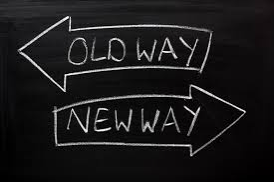 old way new way image