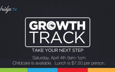 GROWTH TRACK – APRIL 4
