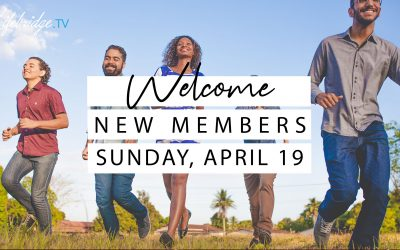 NEW MEMBER SUNDAY APRIL 19